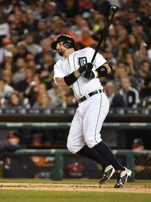 Tigers third baseman Nick Castellanos came out of a career-worst slump to hit .285 with 11 home runs, 44 RBIs and a .827 OPS since.