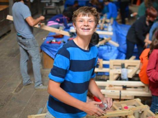 Tinkering School Photo