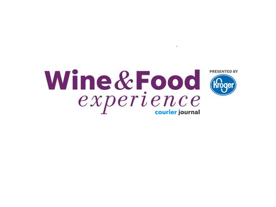 Wine & Food experience logo