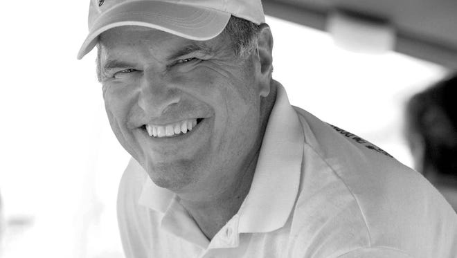 Jerry Conti, co-founder of the Cancer Alliance of Naples, died suddenly while paddle boarding in Fort Myers Beach July 9, 2016.