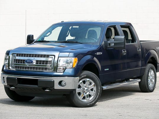 14 Ford F-150