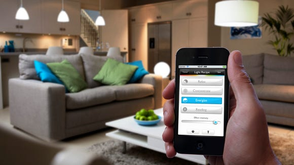 Add 'smart lighting' to your home and never touch a