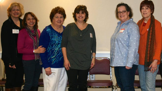 The WINGS Board of Directors (from left to right) are: Holly Whitmore-Denton, Terry Meier, Lynn Ferrer, Diane Braschi, Randi Jeddis and Rena Cooper. Missing from the pictures is Joni Jasterbski.