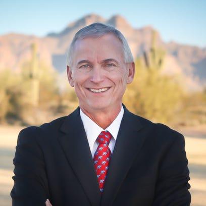 Rep. Doug Coleman, R-Apache Junction