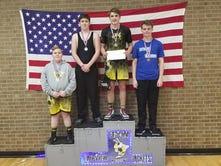 Fairview Jacket Youth Wrestlers earn Region Championships