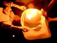 Lights out for lantern festival