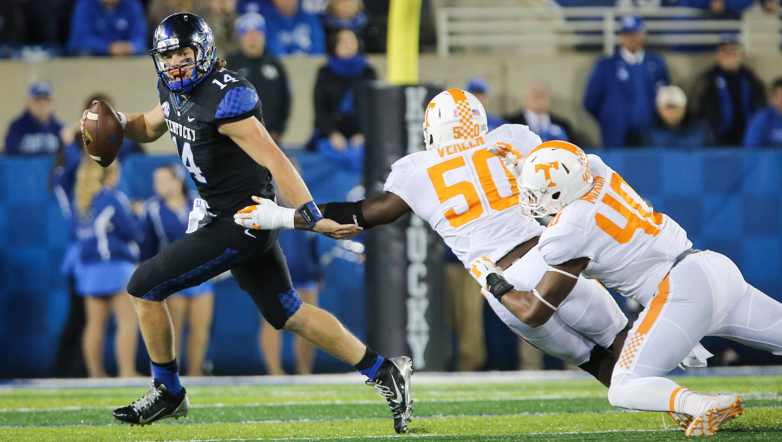 Kentucky Football | Live updates as the Cats host the Vols