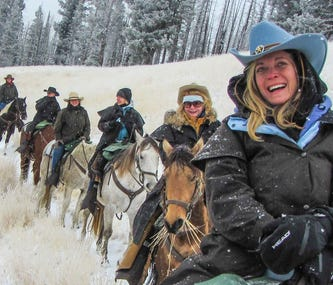 Gifts of a Lifetime: Horseback Riding Trips for Women