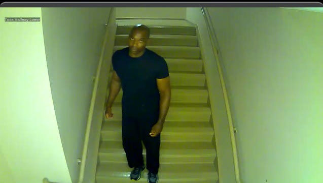 Police are looking for this man who they say stole church audio equipment in Bear.