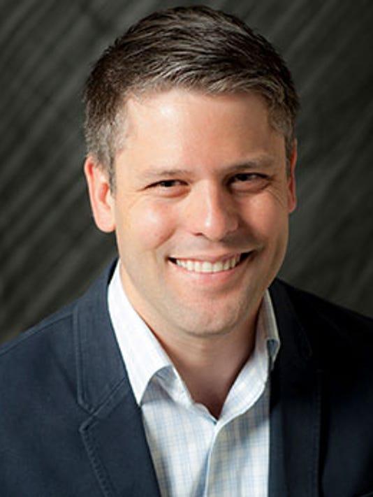 University of Louisville Professor Justin Walker