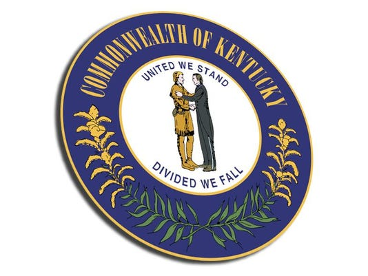 GOVERNMENT KENTUCKY SEAL