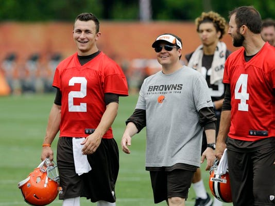 2 MNCO 0620 Brady Quinn critical of Johnny Manziel 2.jpg