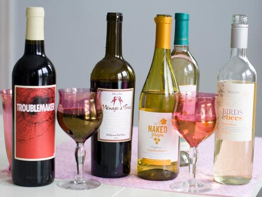 Food Romantic Wines