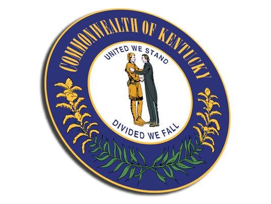 GOVERNMENT KENTUCKY SEAL