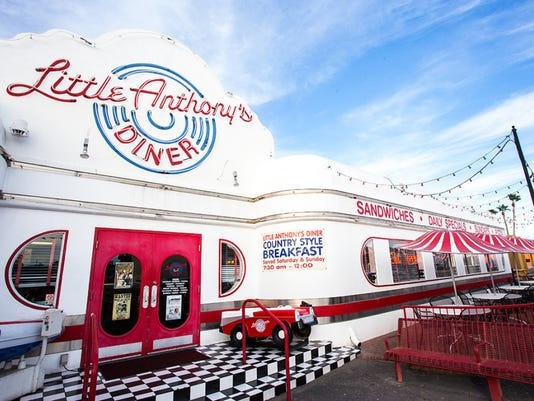 Little Anthony's Diner in Tucson