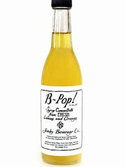 B-Pop! is a citrus syrup concentrate used to make a