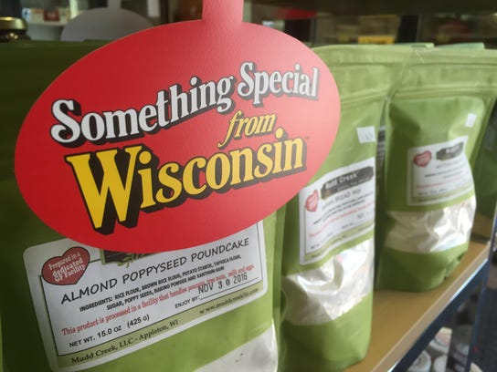 Something Special from Wisconsin tags denote which