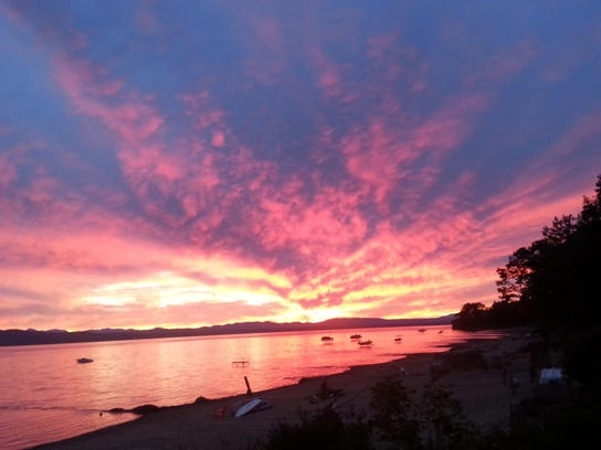 AbariirLake_Champlain_sunset