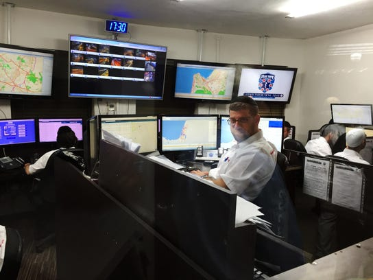 United Hatzalah Control_0618