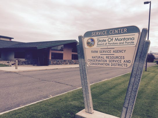 The Montana Board of Pardons and Parole in Deer Lodge.