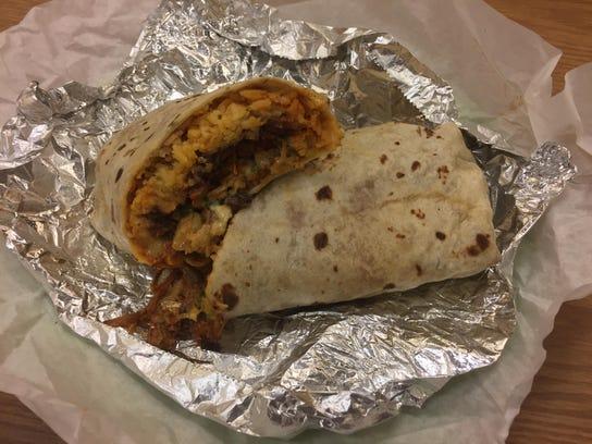 Speedy_Pastor Burrito