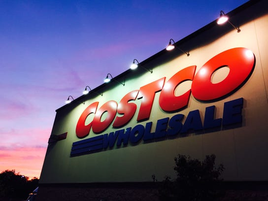 Costco Wholesale in Glen Mills, Penn.