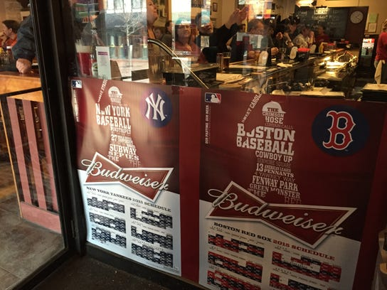 Red Sox Celebrate Opening Day With Beer Hope