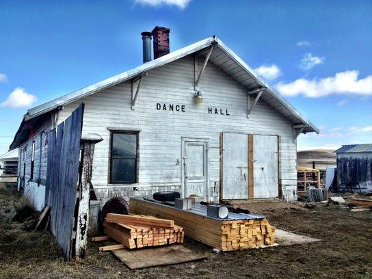 Suffolk Dance Hall