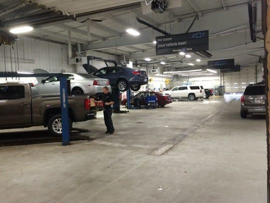 Len Dudas Motors has been voted the best place for