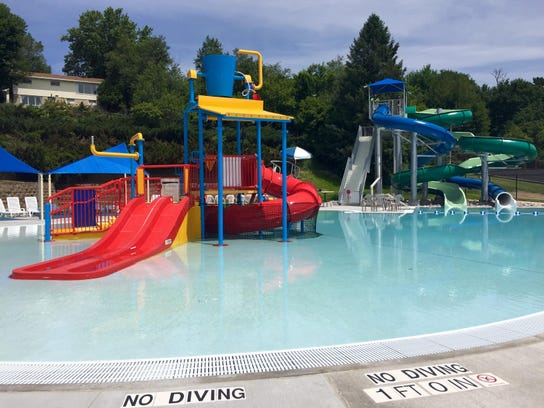 Revamped Kaiser Pool Reopens To Swimmers 39 Delight