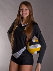 Mindie Mabry, 16, Bishop Verot HS; All Area Volleyball - 2015-2016 school year