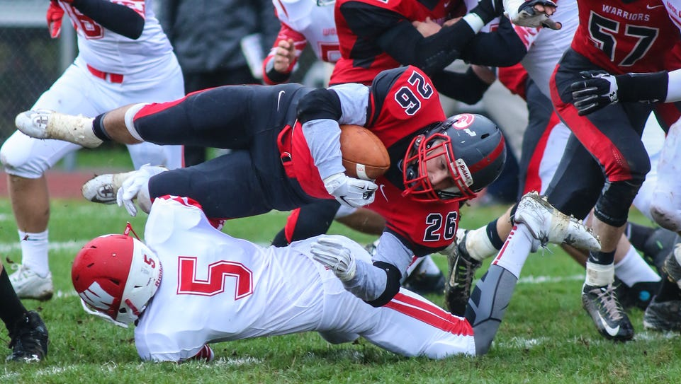 Chenango Valley defeated previously unbeaten Waverly