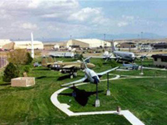 Malmstrom Air Force Base Museum is located on the east