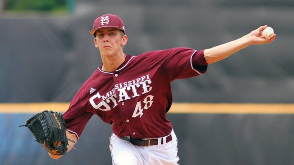 Mississippi State has options heading into the weekend of the Lafayette Regional. When will the Bulldogs use their ace?