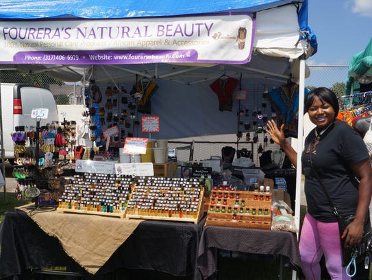 Day two of the 27th annual African Street Festival