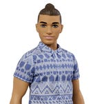 Barbie's boyfriend Ken gets a makeover: Man buns and new skin tones