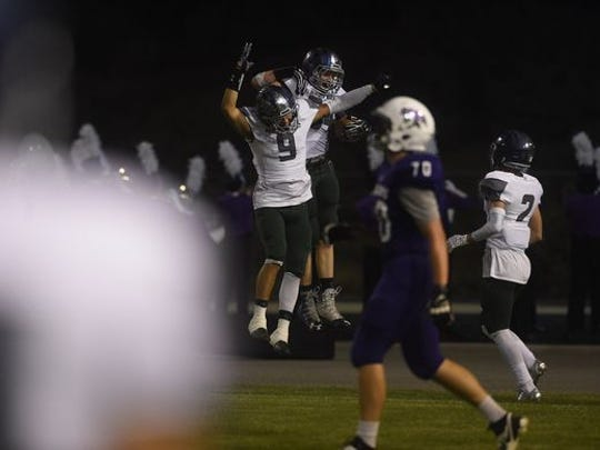 Damonte Ranch senior Richie Garcia is an All-USA performer on the football field