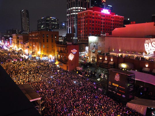 New Years Eve Nashville