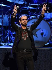 Ringo Starr will perform with his All-Starr Band  in