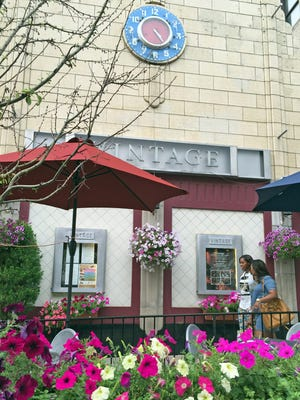 Vintage restaurant in downtown White Plains July 1, 2015.