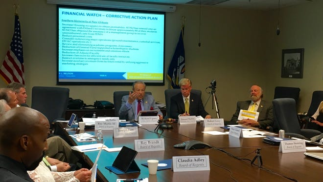 The Louisiana Board of Regents met Sept. 21 and 22 to discuss higher education institutions' budgets and a statewide effort to reduce sexual violence on campus, among other topics.