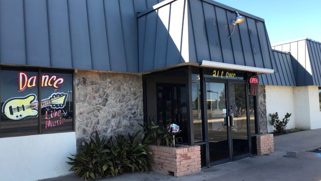 The Little River Club's exterior at 4205 South Bryant Boulevard, Oct. 25, 2017