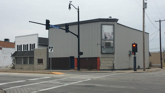 A Texas development company plans to demolish the former homes of Jake's Pizza and Centerfolds, in the 1100 block of Main Street. Demolition could begin as soon as December.