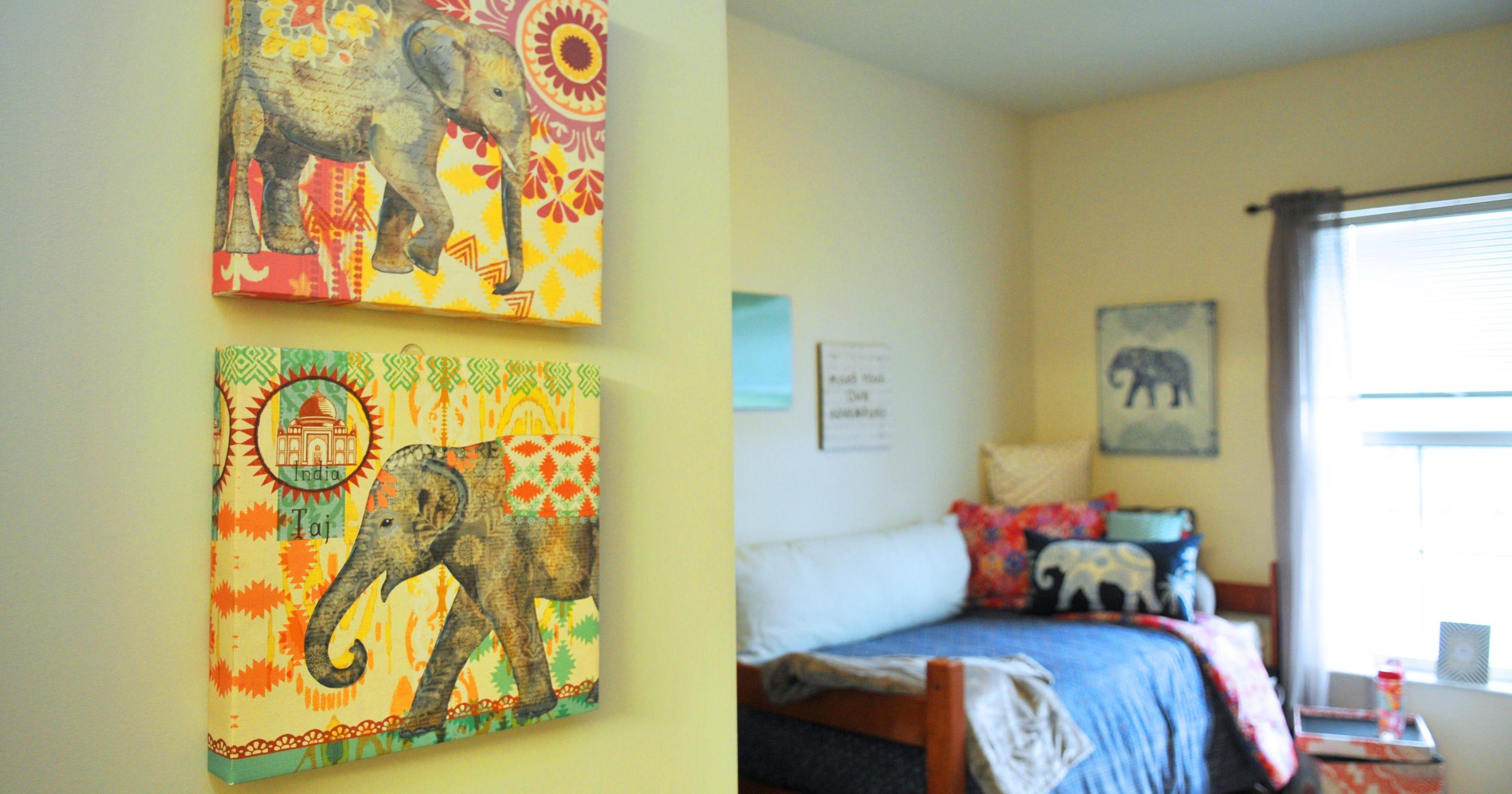 Florida Tech dorm gets Bed Bath & Beyond makeover