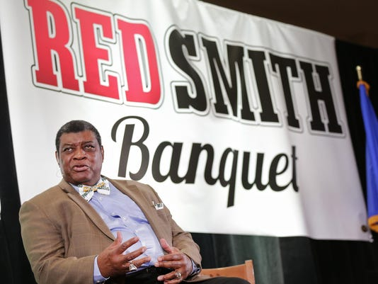 LEAD Red Smith