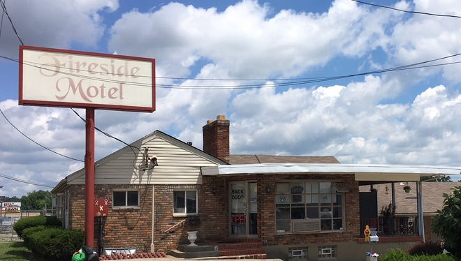 Colerain Township officials say the Fireside Motel has had 306 police calls and 75 calls for emergency  medical services.