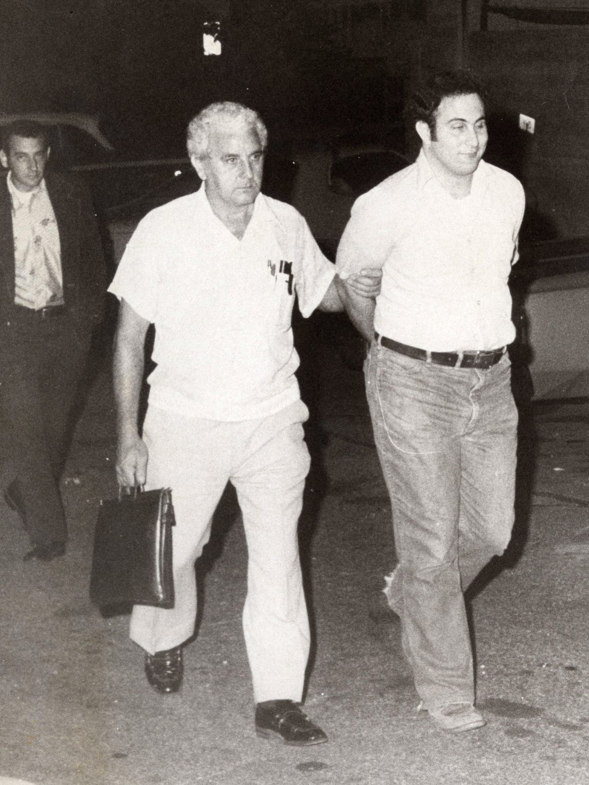 David Berkowitz, who terrorized New York City in 1976-77