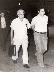 David Berkowitz, who terrorized New York City in 1976-77 and transited through Sing Sing on his way to an upstate prison.