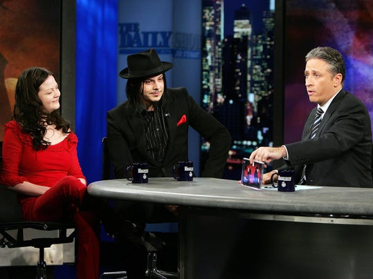 The Daily Show With Jon Stewart Presents The White Stripes