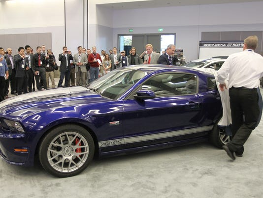 Shelby brings back GT to hop up Ford Mustang